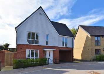 Thumbnail 4 bed detached house for sale in Sir John Killick Road, Ashford
