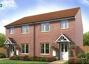 Thumbnail 3 bed semi-detached house for sale in The Flatford, Mere Park Gardens, Newport