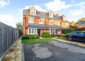 Thumbnail 4 bed semi-detached house for sale in Ridings Close, Ascot