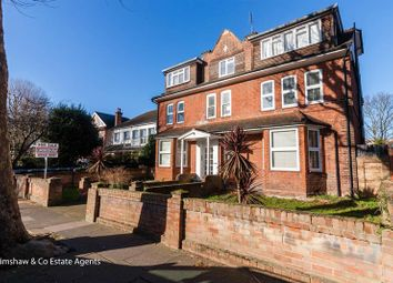 Thumbnail 2 bed flat for sale in Elm Grove Road, Ealing Common, London