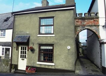 Thumbnail 2 bed cottage to rent in 10 North Street, Newton Abbot
