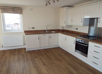Thumbnail 2 bed flat to rent in Signals Drive, Stoke