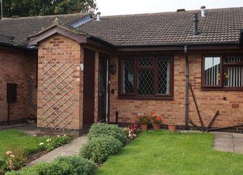 Thumbnail 2 bed terraced bungalow for sale in Talbot Close, Erdington, Birmingham