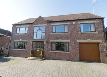Thumbnail 4 bedroom detached house for sale in Hallam Road, Moorgate, Rotherham, South Yorkshire