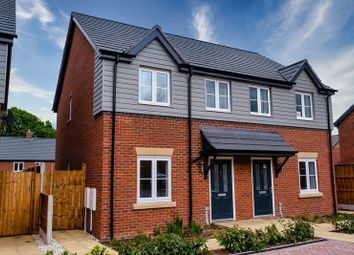 Thumbnail 2 bed semi-detached house for sale in Fulmar Drive, Telford