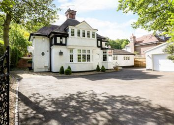 Thumbnail 3 bed detached house for sale in London Road, Sunningdale, Ascot