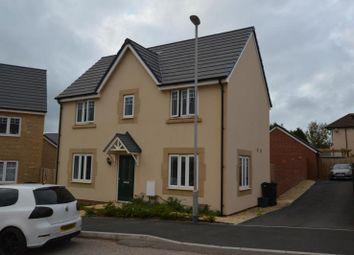 Thumbnail 3 bed detached house to rent in Monger Lane, Midsomer Norton, Radstock