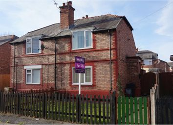 Thumbnail 2 bed semi-detached house for sale in Earls Gardens, Ellesmere Port