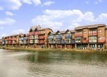 Thumbnail 5 bedroom terraced house to rent in Lancaster Drive, Blackwall Basin, Canary Wharf, London