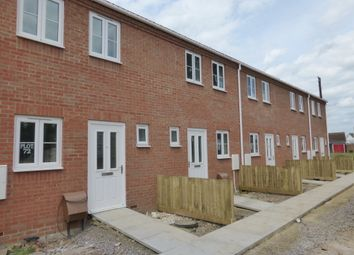 Thumbnail 2 bedroom terraced house for sale in Mikanda Close, Wisbech