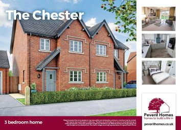 Thumbnail 3 bed property for sale in Measham Road, Moira