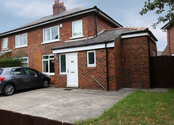 Thumbnail 3 bedroom semi-detached house for sale in Acklam Road, Middlesbrough, Cleveland