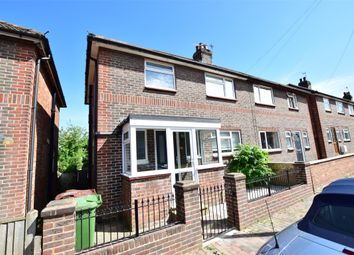 Thumbnail Semi-detached house for sale in Weare Road, Tunbridge Wells