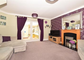 Thumbnail 2 bedroom semi-detached house for sale in Mercer Close, Larkfield, Kent