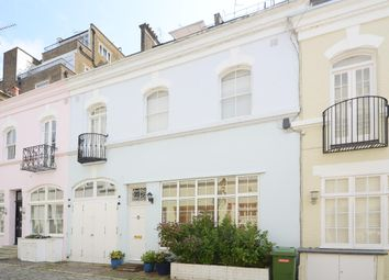Thumbnail 3 bed mews house to rent in Ennismore Gardens Mews, London