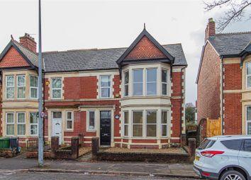 Thumbnail 1 bedroom flat for sale in Marlborough Road, Roath, Cardiff