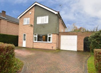 Thumbnail 4 bed detached house for sale in Wentworth Avenue, Alwoodley, Leeds