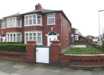 Thumbnail 3 bedroom semi-detached house to rent in Pedders Lane, Blackpool