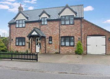 Thumbnail 4 bed detached house for sale in Norwich Road, Ludham, Great Yarmouth