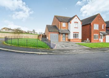 Thumbnail 3 bed detached house for sale in Fell View Close, Aspatria