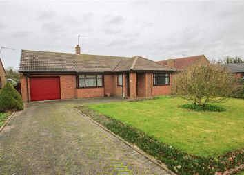 Thumbnail 2 bed bungalow for sale in Rectory Close, Binbrook, Market Rasen