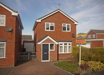 Thumbnail 3 bed detached house for sale in Ripple Field, Freshbrook, Swindon