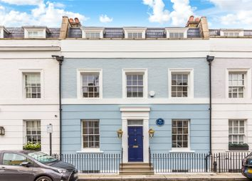 4 bed terraced house for sale in Burnsall Street, Chelsea, London SW3
