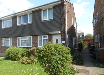 Thumbnail 2 bed maisonette to rent in Hatherley Road, Sidcup