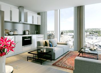 Thumbnail 1 bed flat for sale in Summer Hill Street, Birmingham
