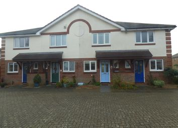 Thumbnail 2 bed terraced house to rent in Tamarisk Close, Southsea