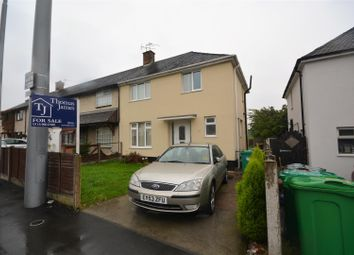 Thumbnail 3 bed semi-detached house for sale in Southchurch Drive, Clifton, Nottingham