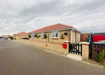 Thumbnail 3 bed mobile/park home for sale in The Glebe, Hemsby, Great Yarmouth