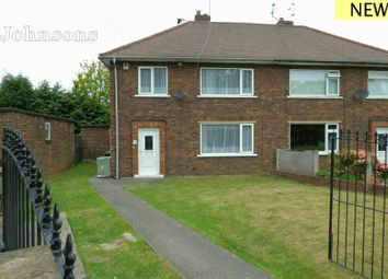 Thumbnail 3 bed semi-detached house for sale in Northumberland Avenue, Intake, Doncaster.