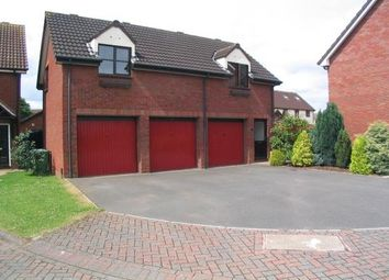 Thumbnail 2 bed property to rent in Babblebrook Mews, Pinhoe, Exeter
