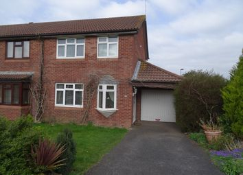 Thumbnail 3 bed semi-detached house to rent in Ratcliffe Drive, Stoke Gifford, Bristol