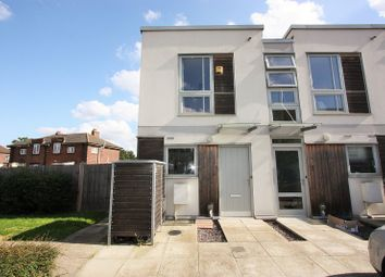 Thumbnail 2 bedroom end terrace house to rent in Dulcie Close, Greenhithe, Kent.