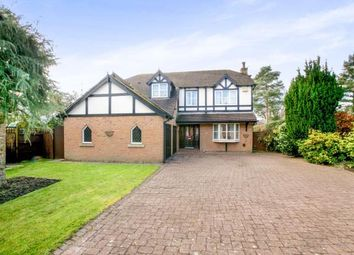 Thumbnail 5 bed detached house for sale in Buckingham Drive, Knutsford, Cheshire