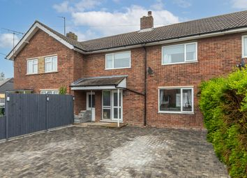 Thumbnail 3 bed terraced house for sale in Bassingbourn Road, Litlington, Royston