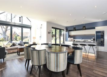 Thumbnail 4 bed detached house for sale in St. Michael's Road, Sandhurst, Berkshire