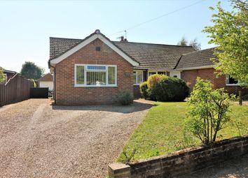 Thumbnail 3 bed semi-detached bungalow for sale in Sandy Lane, Dereham