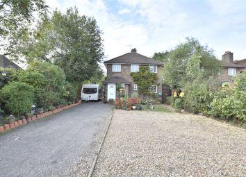 Thumbnail 3 bedroom detached house for sale in Reigate Road, Hookwood, Horley