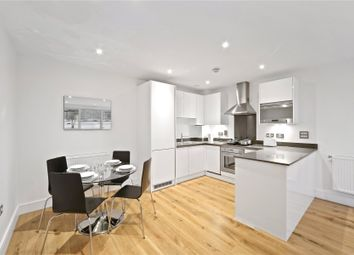 Thumbnail 2 bed flat to rent in St Vincent Court, 5 Hoy Street, London