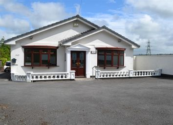 Thumbnail 2 bed detached bungalow for sale in Cwmbach Road, Fforestfach, Swansea
