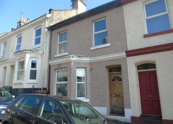 Thumbnail 1 bedroom flat for sale in Wake Street, Plymouth