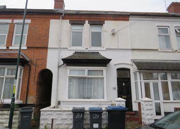 Thumbnail 2 bed flat to rent in South Road, Erdington, Birmingham