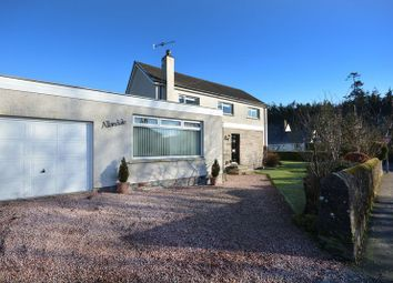 Thumbnail 4 bed property for sale in Feddal Road, Braco, Dunblane