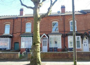 Thumbnail 3 bed terraced house to rent in Grosvenor Road, Perry Barr