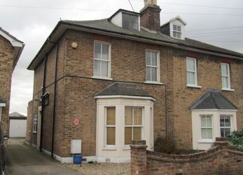 Thumbnail 5 bed semi-detached house to rent in Dymoke Road, Hornchurch