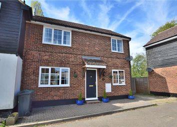 Thumbnail 3 bed semi-detached house for sale in Golds Nurseries Business Park, Jenkins Drive, Elsenham, Bishop's Stortford