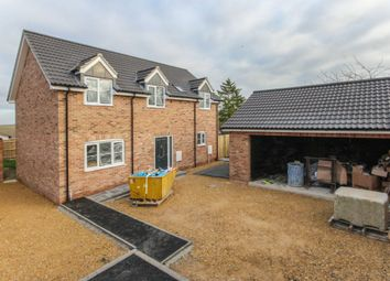Thumbnail 4 bedroom detached house for sale in Toyse Lane, Burwell, Cambridge
